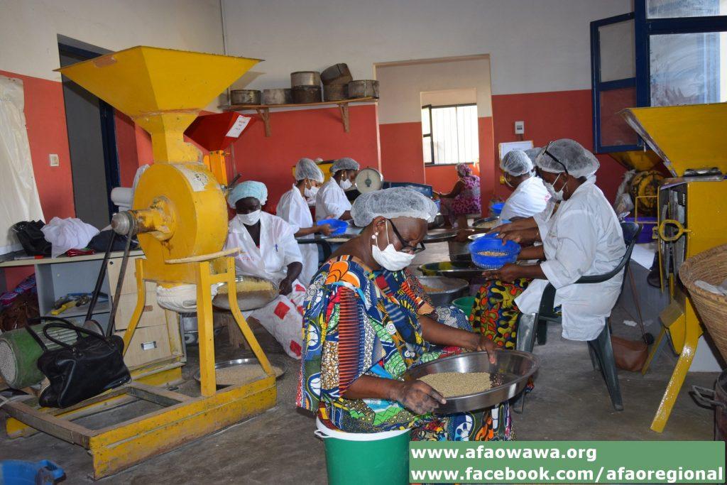 Atelier de formation céréales locales